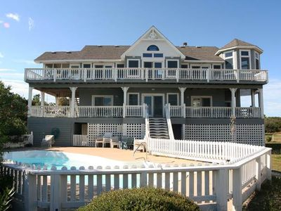 Photo for #CV2: OCEANSIDE Home in Corolla with PrivatePool