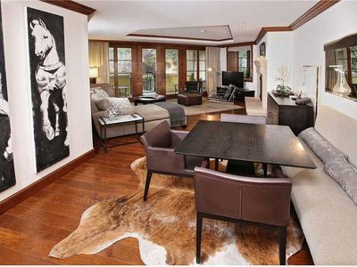 Photo for Enormous Ritz Carlton Residence in Vail w/ Amenities, Walk to Slopes, Dining