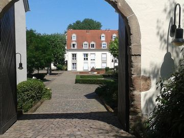 Old Castle, Dillingen, Saarland, Germany