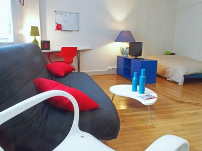 Photo for 1BR Studio Vacation Rental in Troyes, Grand Est