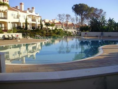 Photo for 3 bedroom Apartment, sleeps 6 in Vilamoura with Pool and Air Con