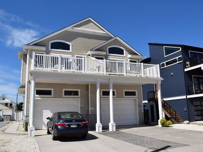 Photo for CLOSE TO THE BEACH WITH WONDERFUL OCEAN VIEWS FROM THE LARGE SPACIOUS DECK