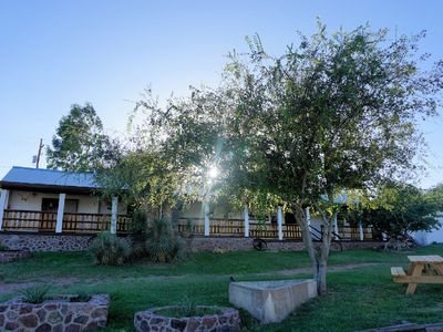 Photo for Country Bunkhouse with Modern Amenities