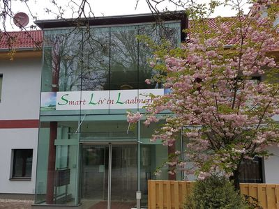 Photo for Standard apartment with living - and sleeping area - Smart Liv'in Laabnerhof