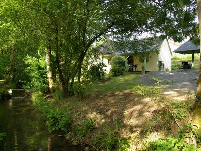 Photo for The Moulin d'Eysus: The chalet Bief ***