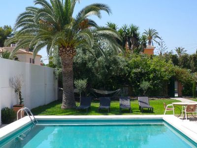 Photo for House in Sant Joan d'Alacant with Internet, Pool, Air conditioning, Terrace (983780)