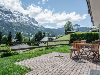 Photo for Holiday apartment Grindelwald for 4 persons with 2 bedrooms - Holiday apartment