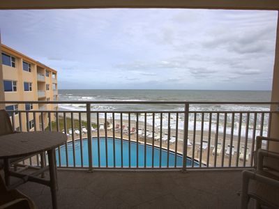 Photo for Ocean Front Complex -Beautiful Ocean Views! Can't Get Any Closer To The Ocean!