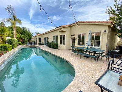 Photo for Prestigious Home Inside The Indian Wells Country Club Adjacent To Tennis Garden