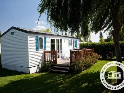 Photo for Camping Haliotis *** - Maeva Camping - Mobile Home 4 Rooms 8 People