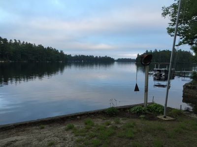 Photo for Wonderful Cozy Camp House On  Lake Sebago Waterfront