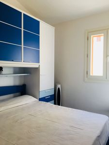Photo for Holiday Apartment with Wi-Fi, Air Conditioning & Terrace with Sea View; Parking Available