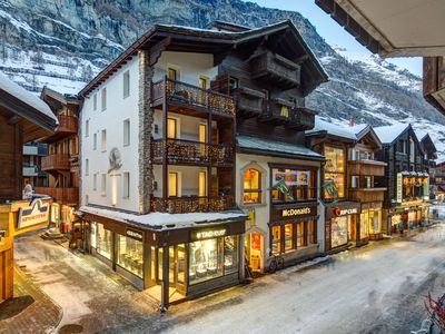 Photo for Beautiful apartments centrally located in the heart of Zermatt
