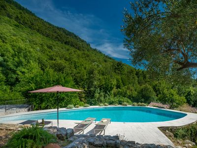 Photo for Old Mill House With Private Pool And Garden