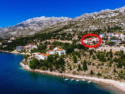 Photo for Apartment in Starigrad (Paklenica), capacity 6+0