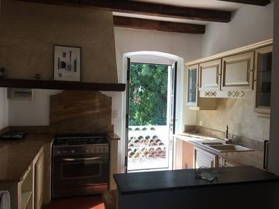 Photo for 3 bedroom apartment ideally located in Patrimonio