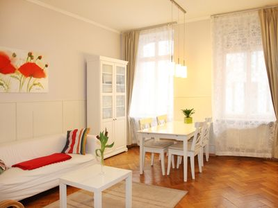 Photo for NR-Ferienwohnung Typ B, Hochparterre 2 bedrooms, max. 4 persons - Apartment at the Konzerthaus
