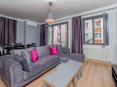 Photo for MAS Suite Apartments 2 bedrooms super furnitued apartment 2 min to city center