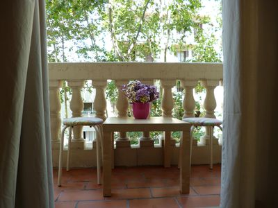 Photo for Poblenou Beach Room with balcony