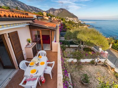 Photo for 4 bedroom accommodation in Cala Gonone