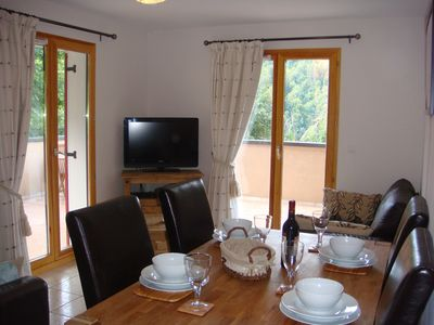 Photo for Family Mountain Apartment For Summer Or Winter, Fantastic Location with Garage
