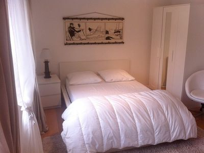 Photo for CABOURG CITY CENTER. House 60m², 5 minutes from the beach for 6 people, 3 bedrooms