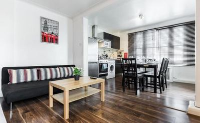 Photo for Perfect Apartment Near Hyde Park & Oxford Street