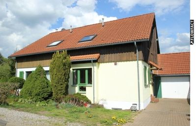 Photo for Holiday house with lovely garden and proximity to Lake Freilingen