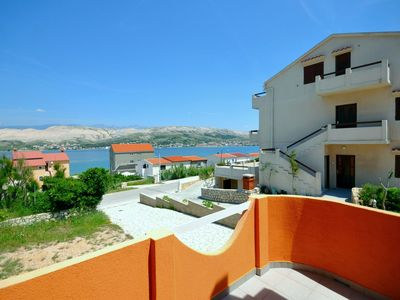 Photo for Apartments Blaženka (21581-A3) - Pag - island Pag