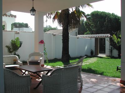 Photo for Charming house located only 200 meters from the beach and by the Natural Park