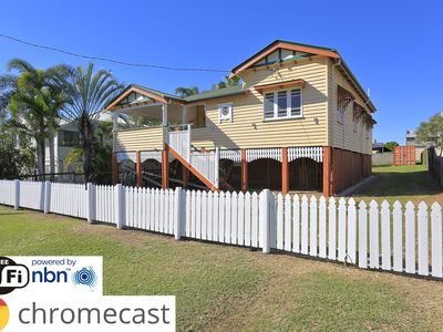 Photo for River House - Queenslander overlooking the park & river
