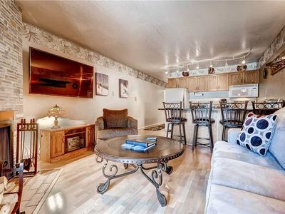 Photo for Walk to Park City Mountain from this ground floor condo that offers beautiful views!