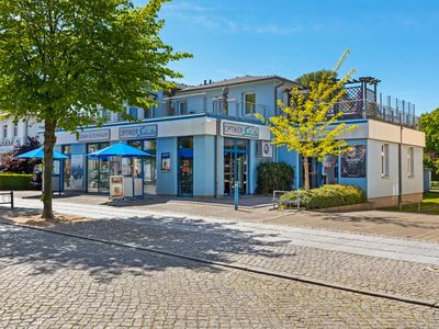 Photo for Lovely Apartment in Ostseebad Kühlungsborn with Balcony