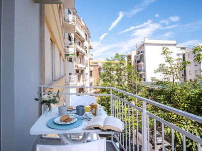 Photo for Appartamento Leone Rosso 2 with Private Terrace, Air Conditioning and Internet Wi-Fi