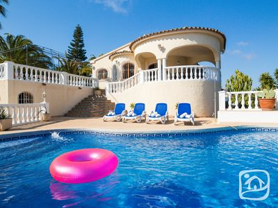 Photo for 6BR Villa Vacation Rental in Calpe