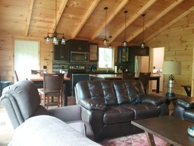 Photo for Beautiful Cabin on the Muskegon River