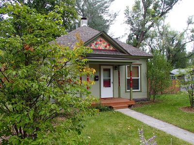 Photo for Historic 1908 Old Town Cottage