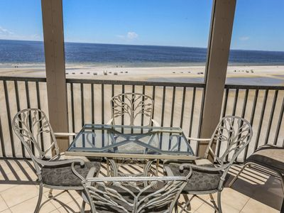 Photo for Incredible Remodeled Beachfront Condo at Sandarac Complex