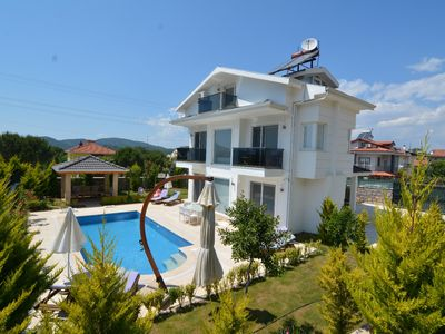 Photo for 3 bedroom luxury villa in ovacik oludeniz for rent