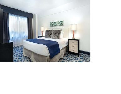 Photo for Old Canterbury Hotel(Wyndham Timeshare 6 nights, 7/5-7/11) close by Union Square