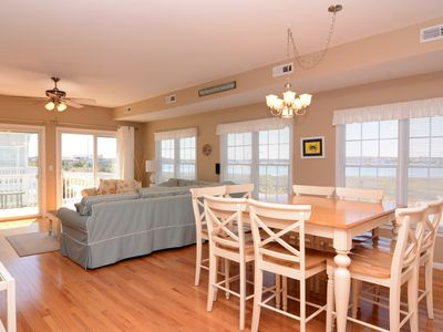 Photo for Private beach with Beautiful Sunsets-Kids Bedroom & Entertainment room