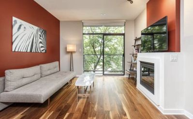 Photo for Large Town House with outdoor space in Yaletown