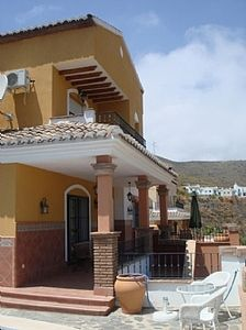 Photo for Beautiful Part  Air Conditioned 3 bed, 3 bath villa with views and private pool
