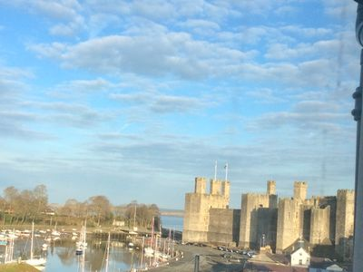 Photo for Caernarfon Townhouse with the Best Views