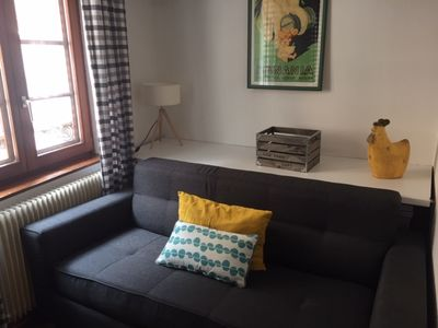 Photo for Apartment-Family-Ensuite with Shower-Terrace-Classement 3*