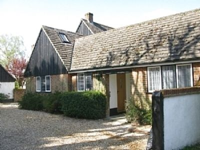 Photo for Little Bunty Lodge - Luxury Accommodation in the Beautiful New Forest