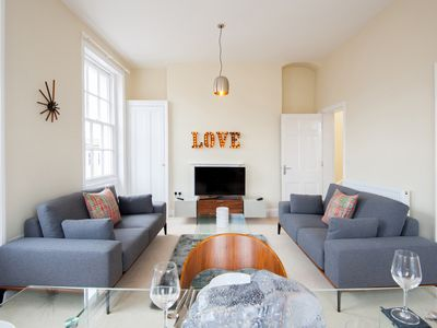 Photo for Executive 2 Bedroom Duplex Apartment