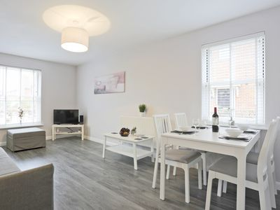 Photo for 15 Hillfields Court - Two Bedroom Apartment, Sleeps 4
