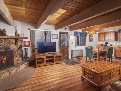 Photo for Bear Summit: Close to All, 2 Great Decks With Ski Views, Spa,  Dogs Stay Free