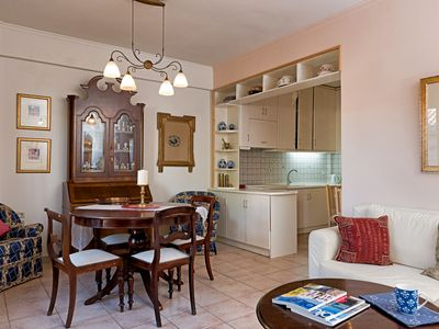 Photo for Corfu Garitsa Bay Spacious Apartment